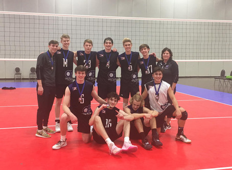 OP 18 Gustely takes 1st Gold!