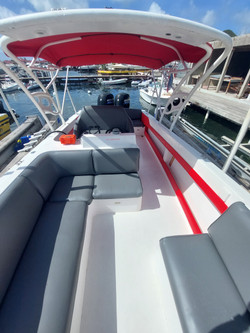 POWERBOAT ADVENTURES | St Maarten Boat Charters & Private Tours