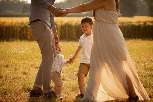 Family al Tramonto