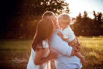 Family tramonto