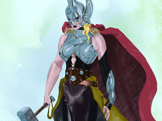 Mighty Thor/Jane Foster