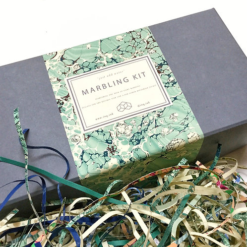 The Enthusiast's Marbling Kit