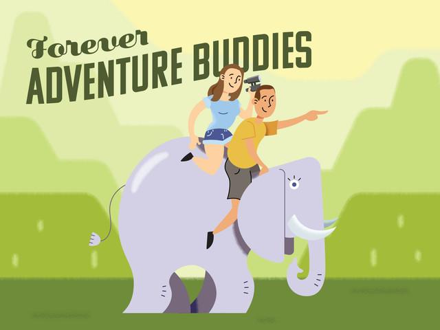 Forever Adventure Buddies