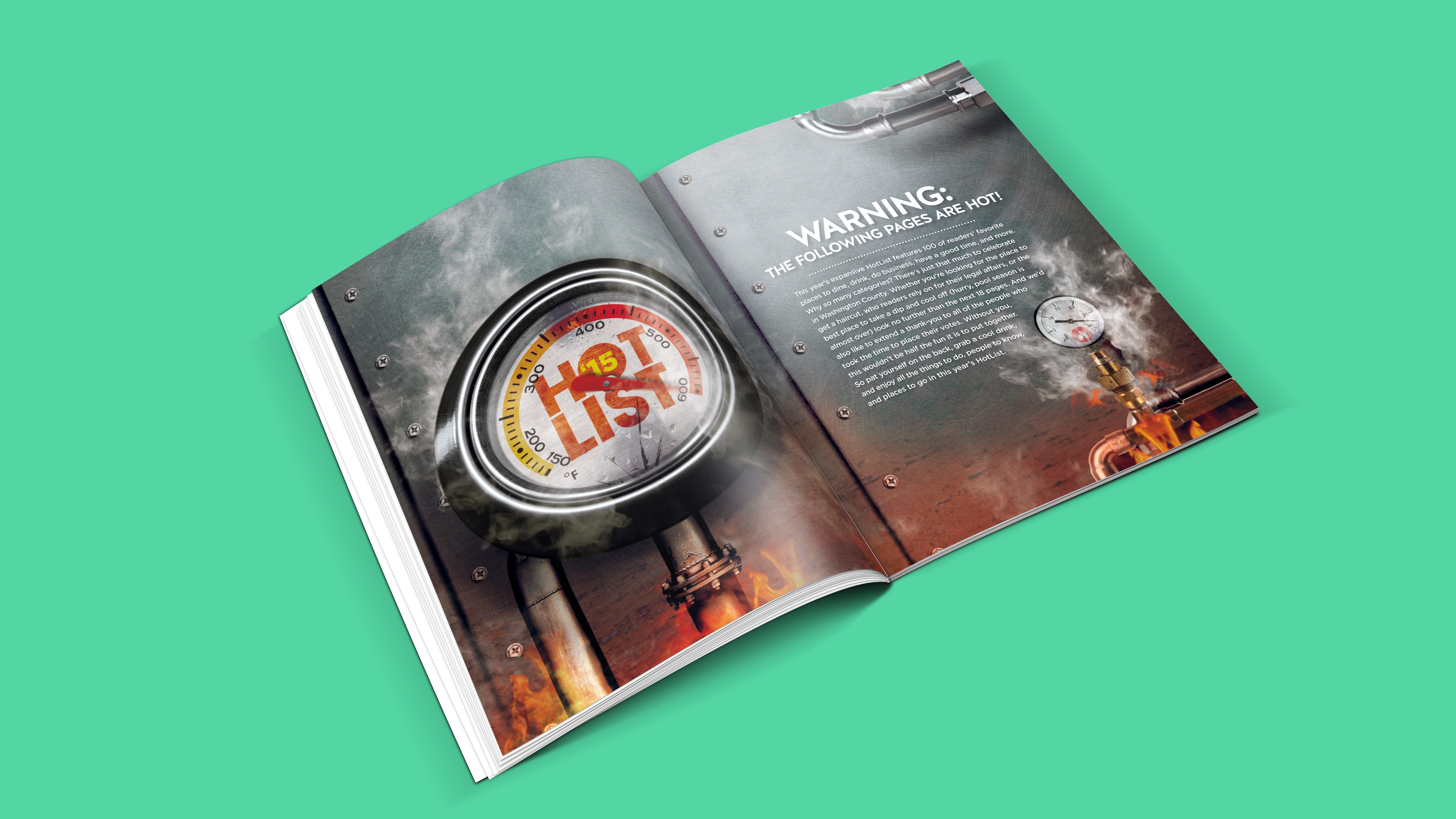 """The """"HotList"""" Issue 2015"""