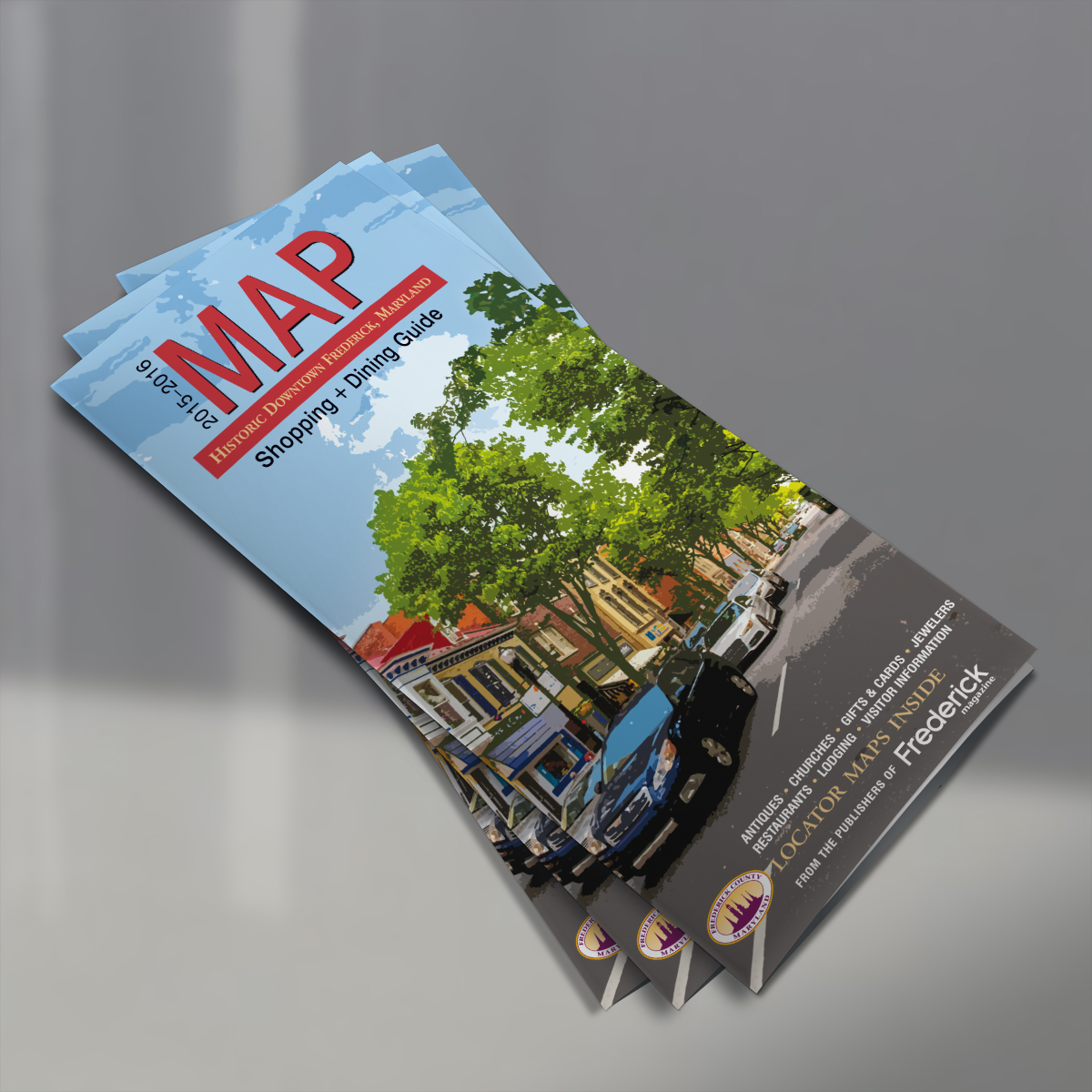 MAPCover Design(2015-2016)