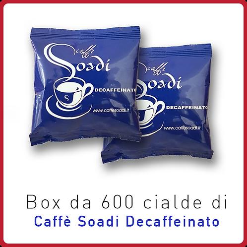 600 cialde Caffè Decaffeinato