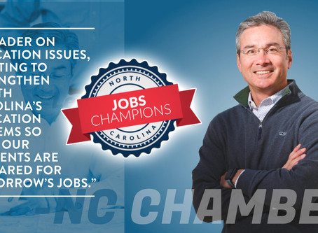 We Need a Jobs Champion!