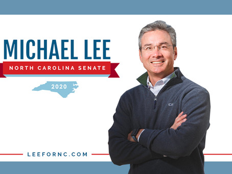 Our Lee for NC Campaign Begins!