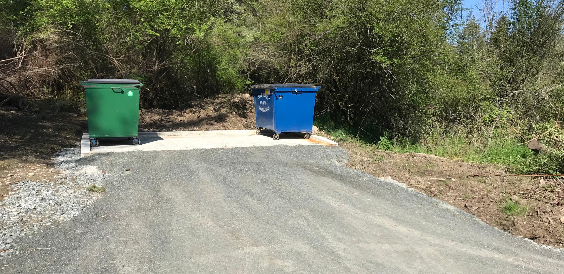 Dumpster Slab
