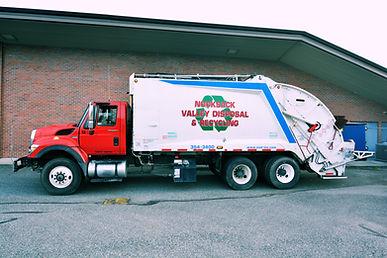 Nooksack Valley Disposal Garbage Truck