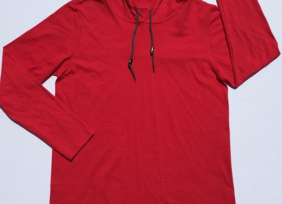 Red/Grey Long Sleeve