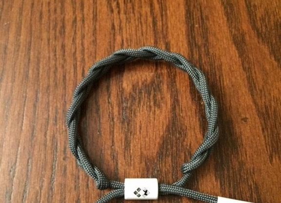 Charcoal Braid