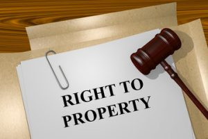 Right to Property: Journey from Fundamental Right to constitutional Right.