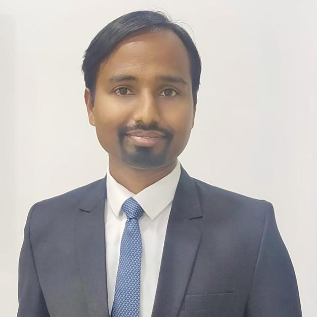 Mr. Ashish Pyasi