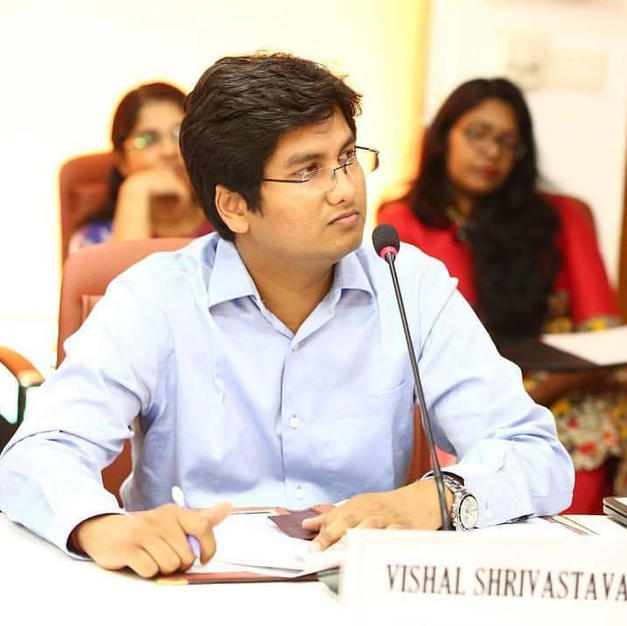 Mr. Vishal Shrivastava