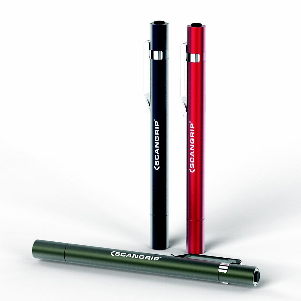 FLASH PENCIL in grün, rot und schwarz