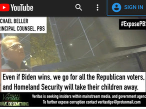 """PBS's Counsel wants """"re-education camps"""" and """"children to be taken"""" from Republican voters"""
