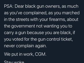 Rhonda Ezell hits the nail on the head