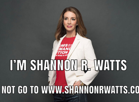 Shannon R. Watts website