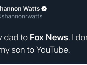 """Shannon Watts thinks family members who don't think like her are """"lost"""""""
