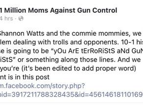 Anti-gun misogynists schooled by pro-gun women