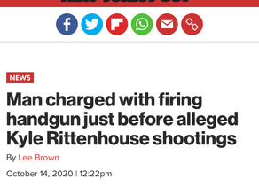 CONFIRMED: Kyle Rittenhouse didn't shoot first. First shooter took Joe Biden's self-defense advice