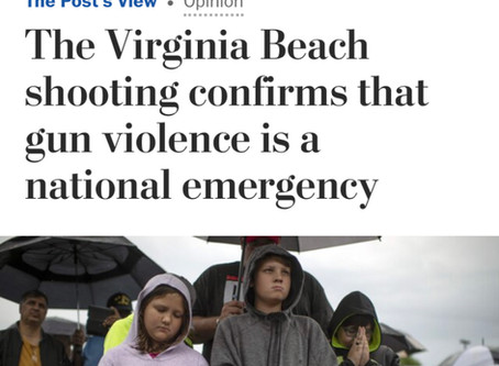 "It's a ""National Emergency"", you all better listen and comply (no, not COVID-19, ""gun violence"")."