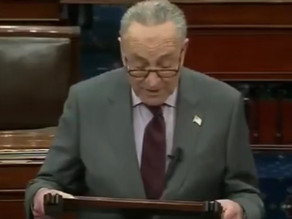 Chuck Schumer talks about Trump and erections