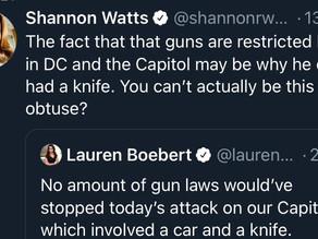Shannon Watts's dumbest tweet ever