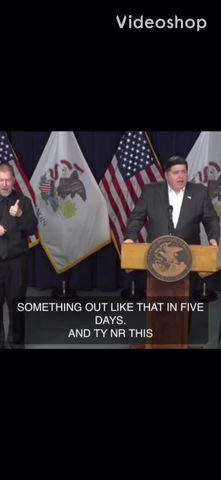 Breaking: Illinois Governor states why he decided gun stores should remain open during lockdown