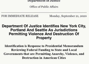 DOJ targets Everytown/Mayors Against Illegal Guns allied cities for allowing violence