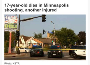 A shooting that Shannon Watts ignored (maybe because the victims were Republican staffers?)