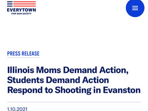 Illinois Shooting: Everytown blames COVID