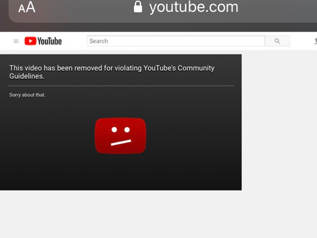YouTube killing off live-streams of VCDL rally