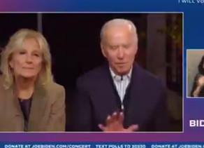 Joe Biden thinks he's running against George Bush (not a joke)
