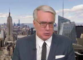 K. Olbermann pumps up his viewers and tells them to prepare to remove Trump supporters from society