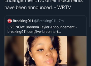Grand Jury decision on Breonna Taylor's death (paging Moms Demand Action!!!)