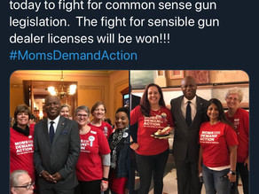 Candidate for IL House Speaker and his record on the 2A (and beating women/sexual harassment)
