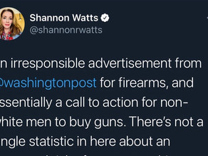 """Shannon Watts upset that """"non-white men"""" are starting to exercise their 2A rights"""