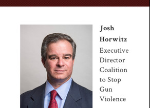 """Did the head of a gun control group just admit """"gun violence prevention"""" leads to shootings?"""