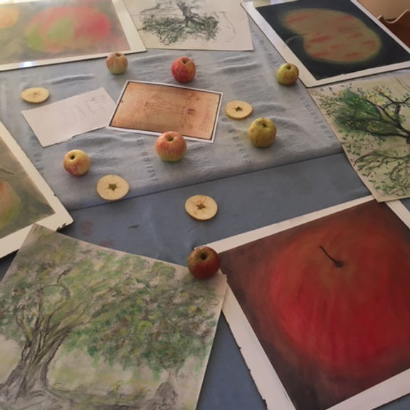 Nurturing Arts and Story: Friday Eves