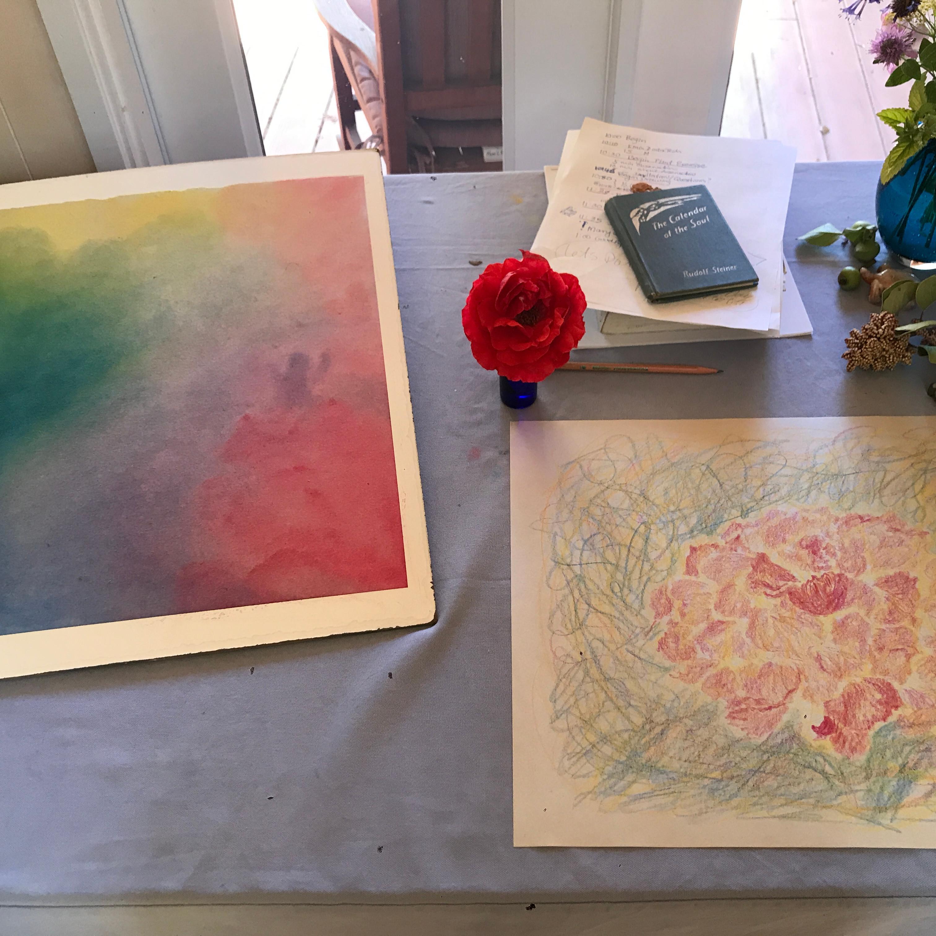 Nurturing Arts: First Sunday