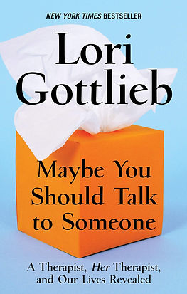 Maybe you should talk to someone book co