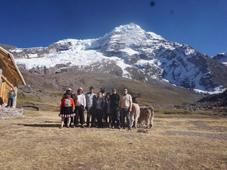 TREKKING & REGENERATION IN THE ANDES