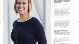 Dr. Laronda is featured in Dynamic Women issue of Modern Luxury Chicago Social (CS) Magazine