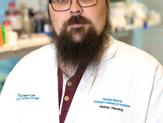 Nathaniel Henning Interviewed about Engineering Approaches for Regenerative Medicine