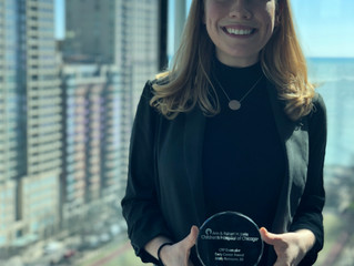 Molly Reimann is a CRP Exemplar Award Recipient!