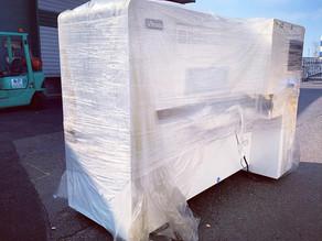 New CNC Machine Delivered!