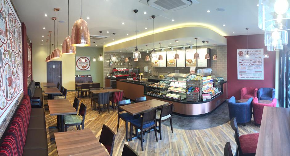 Coffee Republic - Streatham