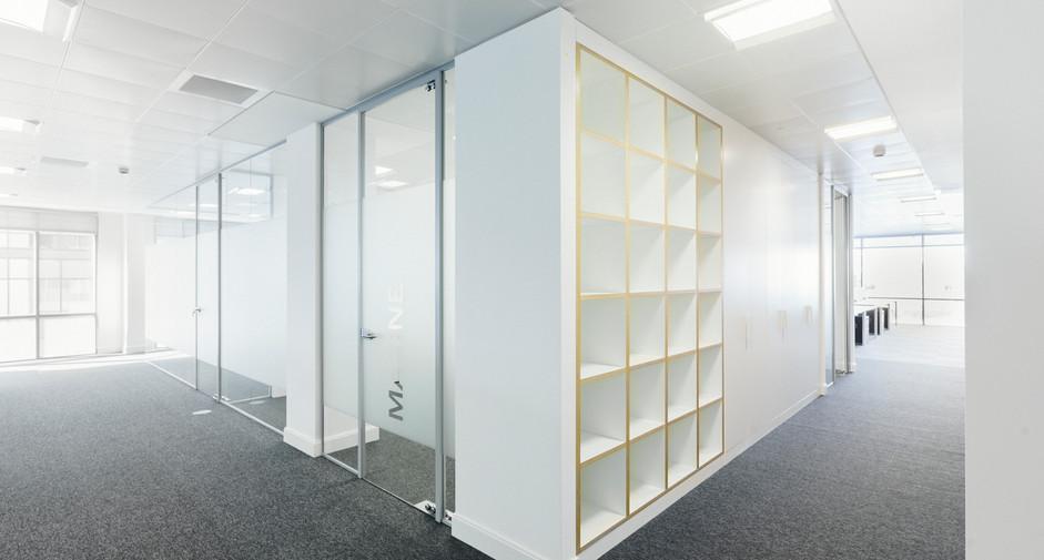 School Office Area